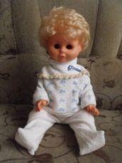 Кукла винтажная ГДР Сонни