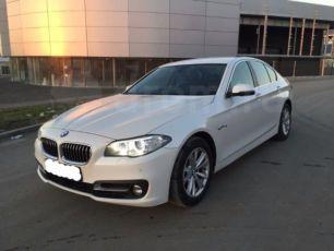 BMW 5 series VI (F10/F11/F07) рестайлинг 2014 год Не растаможена