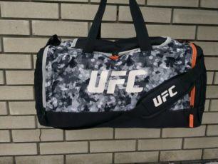 Сумка спортивная UFC Мужская тренеровочная