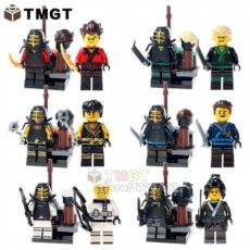 Коллекционные фигурки Лего Lego ниндзяго нинзя-го Ninjago
