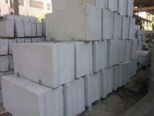Продам фундаментные блоки б/у(новые)
