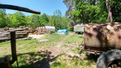 Продам бізнес з виробництва деревного вугілля Пиролизные бочки
