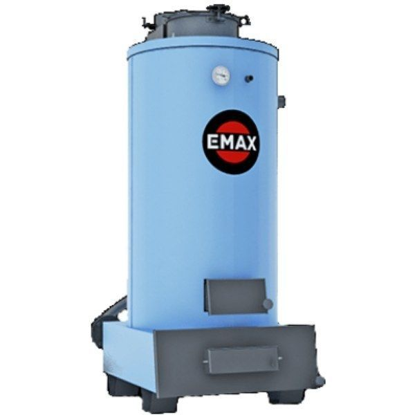 Бункерный котел пиролизного типа Буржуй Emax 28 28 кВт