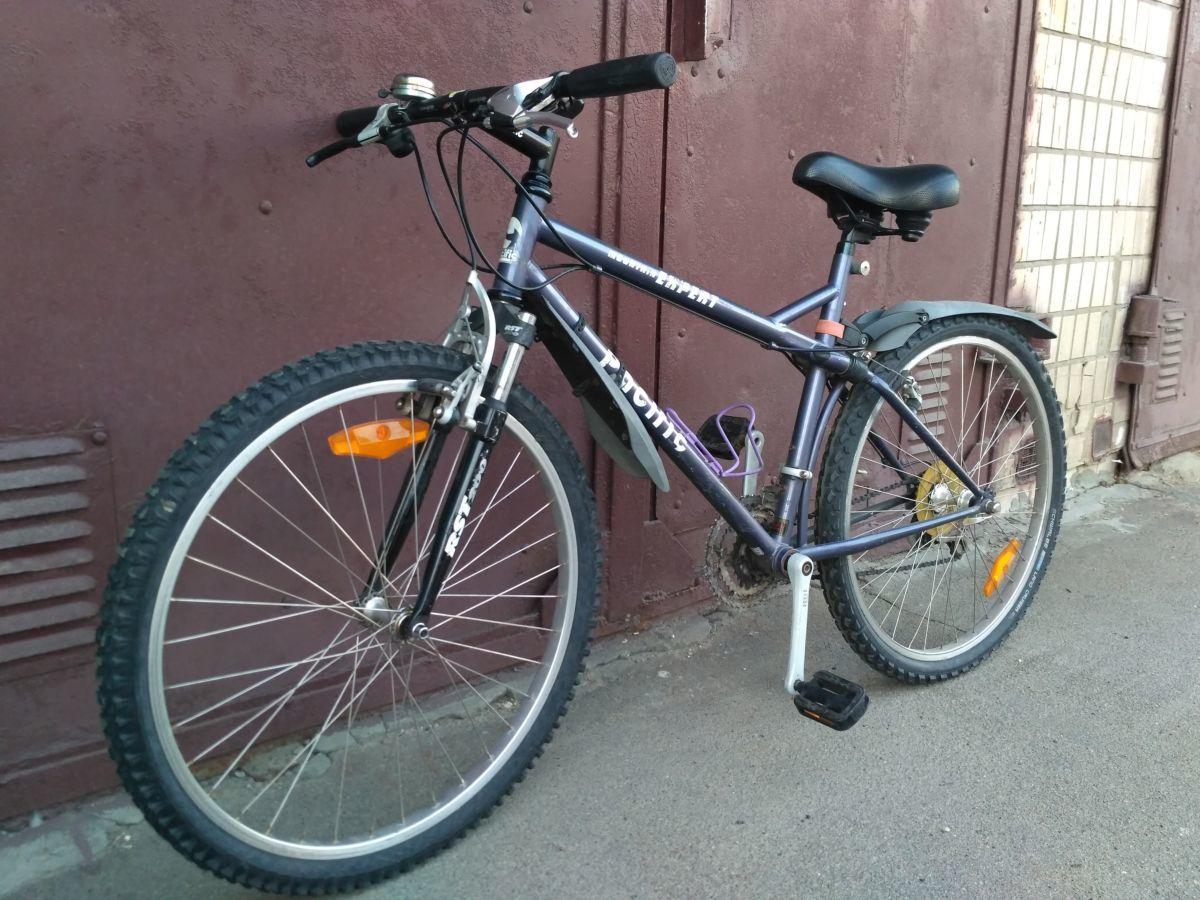 Велосипед Mountain Expert Pacific