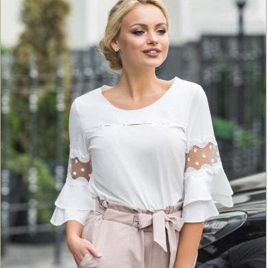 27646ef1f0a Женская блузка в магазине женской одежды MoDiva в г.Мариуполь  370 ...