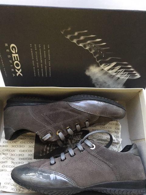 794f27032 Купить сейчас - Кроссовки geox respira, р. 39: 950 грн. - Спортивная ...