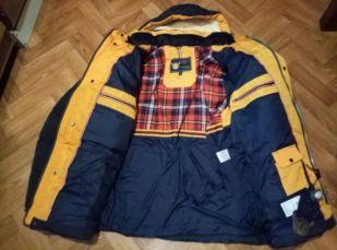 Куртка НОВАЯ зимняя ZPJV men's luxury collection