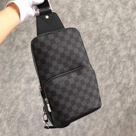 6a8015c6e612 Мужская сумка слинг Louis Vuitton: 7 600 грн. - Сумки Киев ...