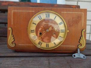 Настольные-каминные часы