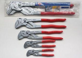 Клещи переставные-гаечный ключ Knipex 86 03