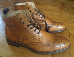 Броги туфли ботинки AVELAR by PB FRANC размер 46
