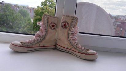 ... кроссовки 3  Converse all star высокие кеды конверсы кеди конверси  сапоги кроссовки 4 ... 69b89b1a62358