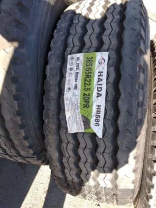 Резина шина прицеп 385 65 R 22,5 Haida/Copartner СР586 3
