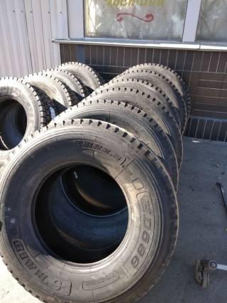 Резина шина прицеп 385 65 R 22,5 Haida/Copartner СР586 2