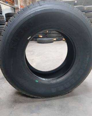резина усиленная 385 65 шина прицеп R22,5 Neoterra NT333  164K 3