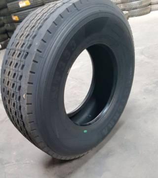 резина усиленная 385 65 шина прицеп R22,5 Neoterra NT333  164K 4