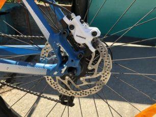 Горный велосипед найнер cube aim рама 21, колеса 29 5