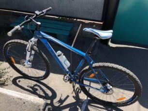 Горный велосипед найнер cube aim рама 21, колеса 29 3