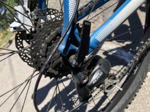 Горный велосипед найнер cube aim рама 21, колеса 29 6