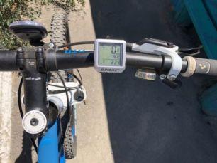 Горный велосипед найнер cube aim рама 21, колеса 29 4