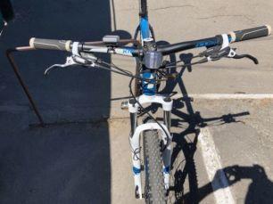 Горный велосипед найнер cube aim рама 21, колеса 29 2