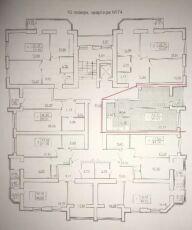 1-к квартира від власника Маякоського Муніципальне житло