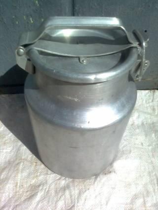 Алюминиевые бидоны. 5