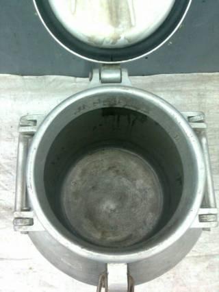 Алюминиевые бидоны. 2