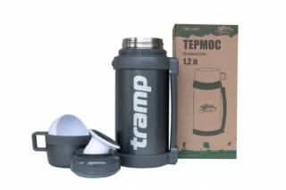 Термос Tramp Greenline 1.2л ланч-бокс