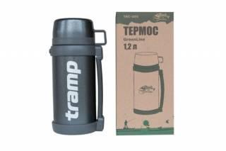 Термос Tramp Greenline 1.2л ланч-бокс 4