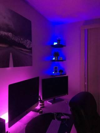 Гибкая Светодиодная лента IKEA DIODER / икеа диодер подсветка / цвет