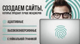 Создание сайта для вашего бизнеса от 2000 грн
