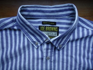 Рубашка  Joe BROWNS  (M) 3