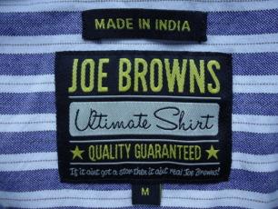 Рубашка  Joe BROWNS  (M) 4