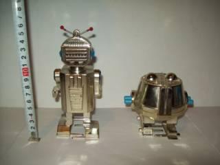 Игрушка Робот заводной про-во СССР 3