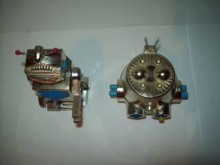 Игрушка Робот заводной про-во СССР 7