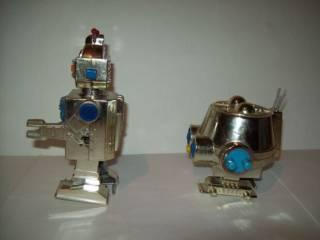 Игрушка Робот заводной про-во СССР 2