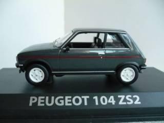 Peugeot 104/Peugeot 302 1:43 Norev 3