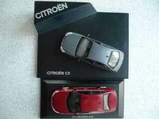 Citroen C5 седан (2004 и 2008 гг.) 1:43 Norev 6