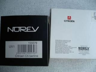 Citroen C5 седан (2004 и 2008 гг.) 1:43 Norev 7