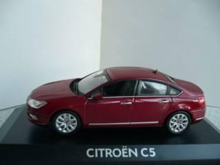 Citroen C5 седан (2004 и 2008 гг.) 1:43 Norev 3