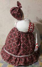 Кукла-грелка на заварочный чайник ручной работы - это лучший подарок 4