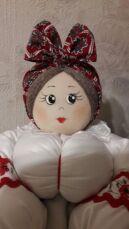 Кукла-грелка на заварочный чайник ручной работы - это лучший подарок 2