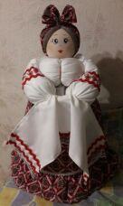 Кукла-грелка на заварочный чайник ручной работы - это лучший подарок