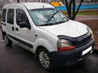 Аренда авто без залога Рено Кенгу Киев под выкуп