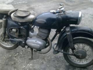 Ретро Мотоцикл MZ ES 300 2