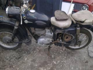 Ретро Мотоцикл MZ ES 300 3