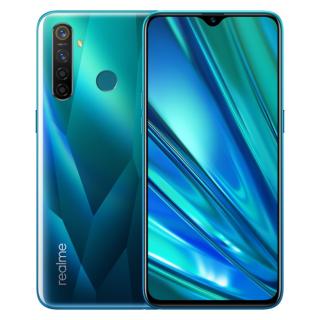 OPPO Realme Q (Realme 5 Pro) 4/64Gb Green Наложка