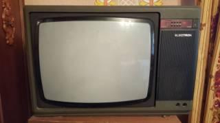 Телевізор Електрон Ц-382Д-И з розємами SCART Smart 3