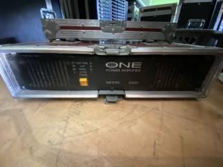 Продам усилитель звука ONE 2000 - 3 шт. 7